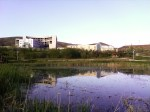 Kırıkkale Üniversitesi gölet